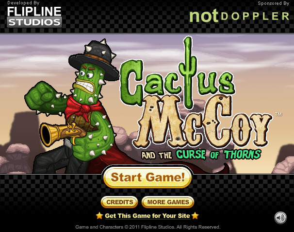 Click Here to play Cactus McCoy 1
