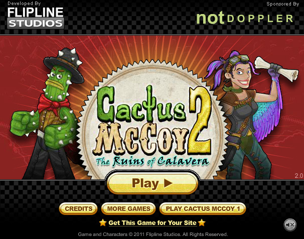 Click Here to play Cactus McCoy 2
