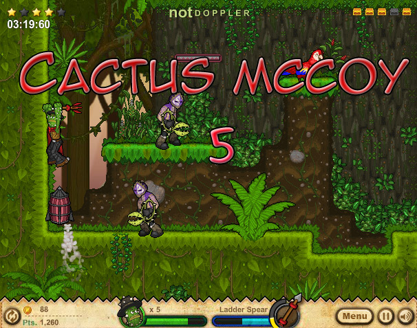 Click Here to play Cactus McCoy 5